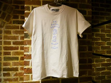 【NORMAN】 Ex-Royal Family T-shirt (SaxBlue)