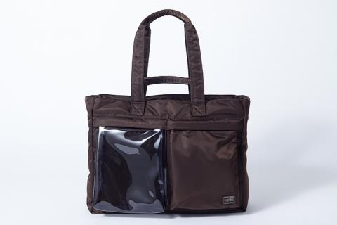 2WAY TOTE BAG by HEAD PORTER